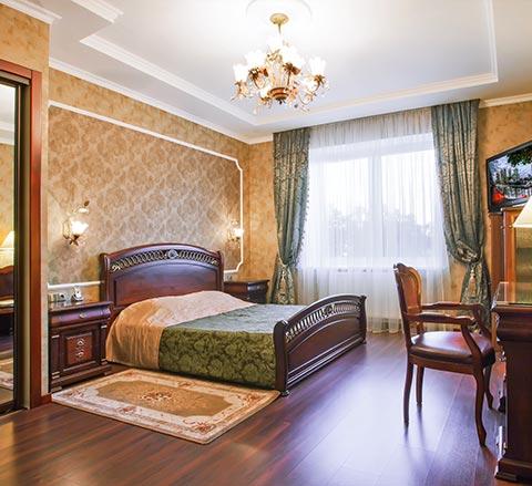 Hotel helic ptero kremenchug habitaciones comfortables for Precio habitacion hotel
